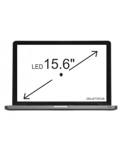 "Οθόνη laptop 15.6"" LED 40pin"