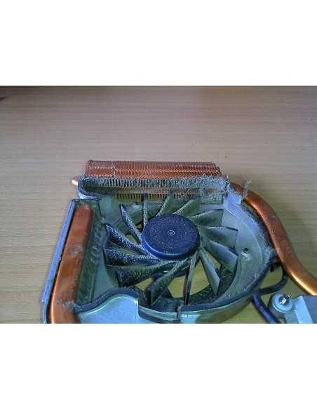 Υπερθέρμανση laptop