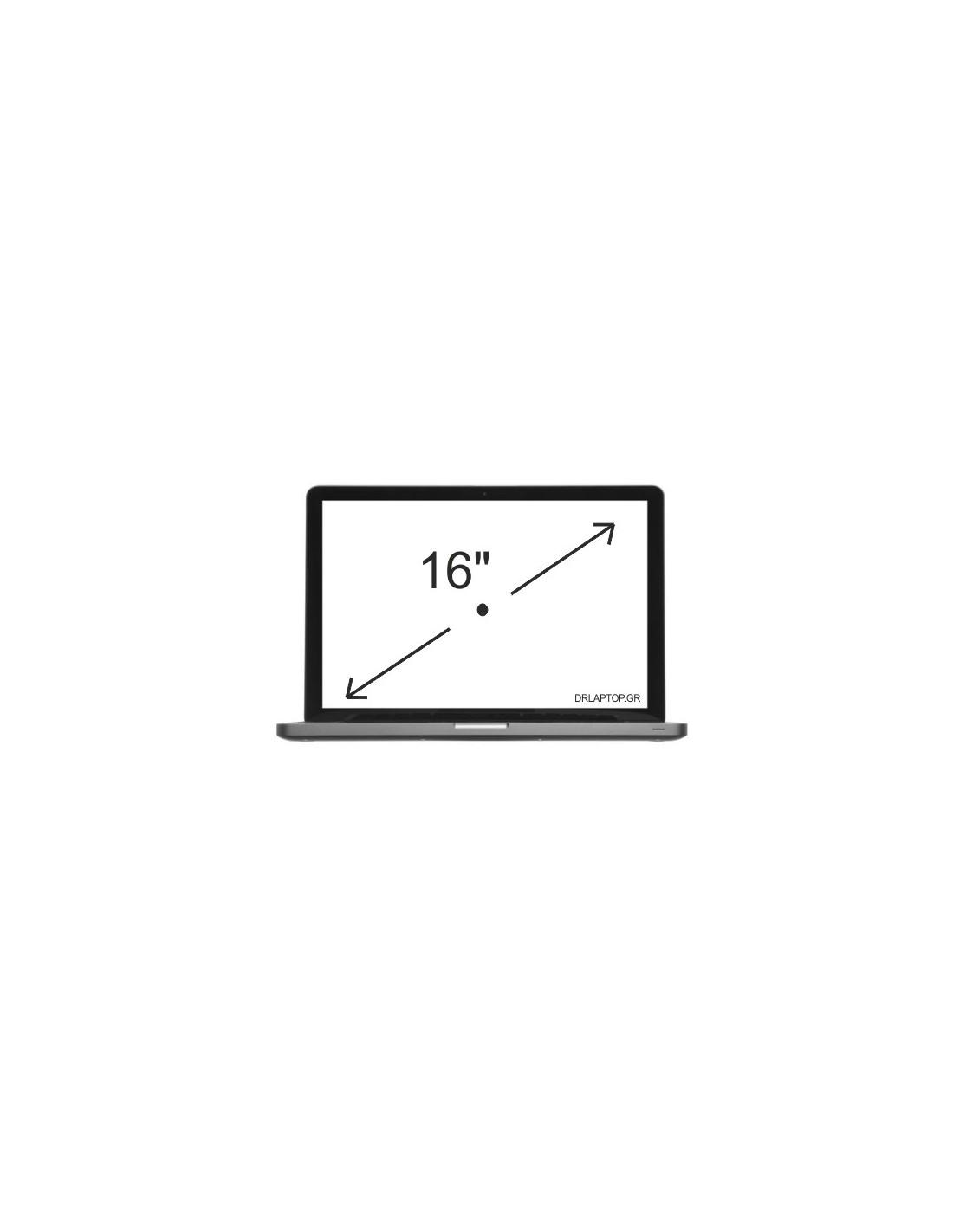 """Οθόνη laptop 16"""""""