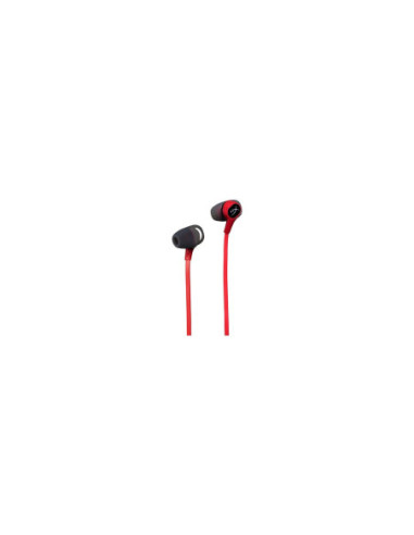 HyperX Cloud Earbuds Headset In-ear Black,Red